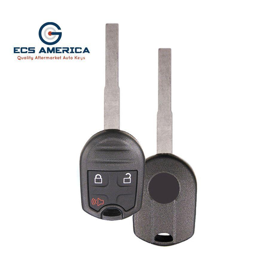 2015 - 2017 Ford Fiesta Remote Key 3B FCC# CWTWB1U793