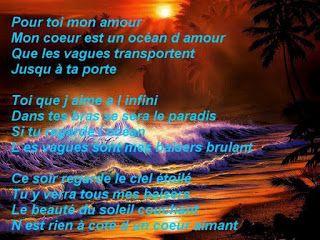 Poeme Amour Triste Celebre Ceremei