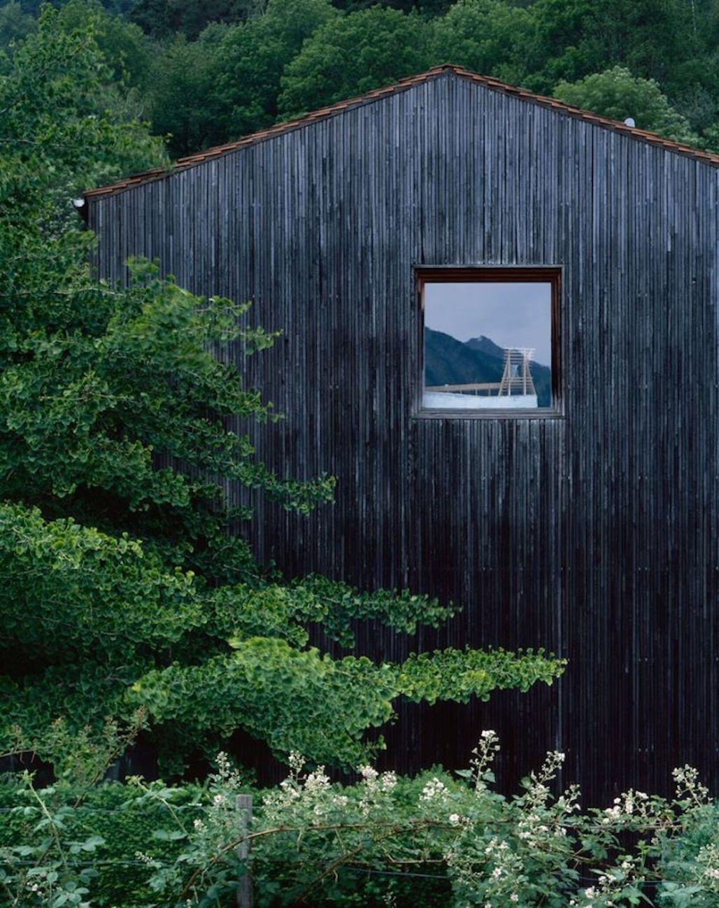 Peter Zumthor Atelier, Haldenstein, Graubünden, 1986