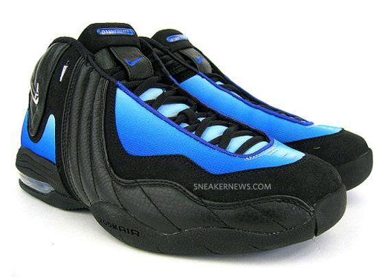 Nike Air 3 (Air Garnett III) - Black