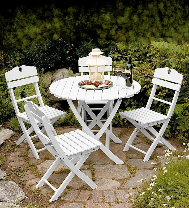 Eucalyptus English Garden Table Outdoor Dining