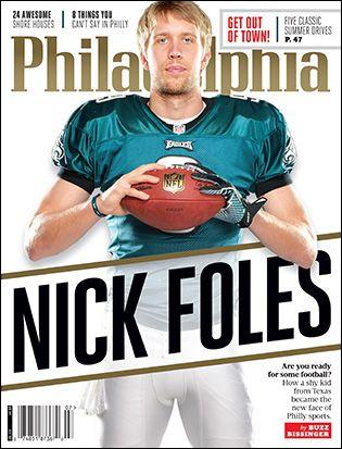 Who Is Nick Foles Philadelphia Magazine Philadelphia Eagles Philadelphia Eagles Super Bowl Philadelphia Eagles Football