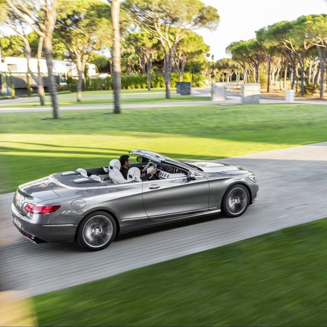 Worldpremiere of the new S-Class Cabriolet! The sixth variant of the current S-Class family and the first open-top luxury four-seater from Mercedes-Benz since 1971. __________ Mercedes-Benz S 500 Cabriolet - Combined fuel consumption: 8,5 l/100km | CO2 emission: 199 g/km  #MercedesBenz #SClass #SClassCabriolet #S500 #luxurycars #cabrio #mbcar #mbfanphoto #Worldpremiere