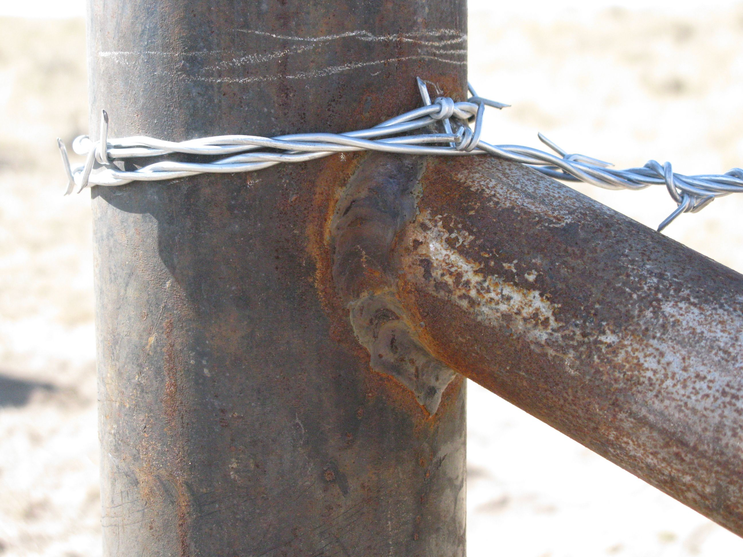 Wire Fence « Nash Brothers Fence | Cattle Fence Construction ...