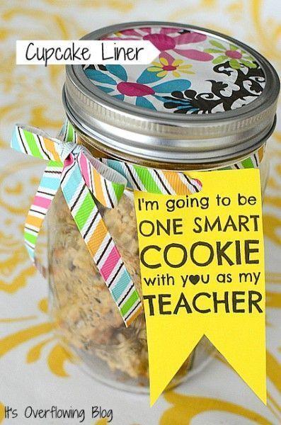Creative Teacher Appreciation Gifts (great for back to school) #backtoschool #bts #teacher #teacherappreciation