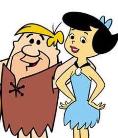 Flintstones - Barney & Betty Rubble | Classic cartoon characters, Flintstone cartoon, Favorite cartoon character