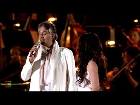Andrea Bocelli - ''Time To Say Goodbye'' (duet with Sarah ...