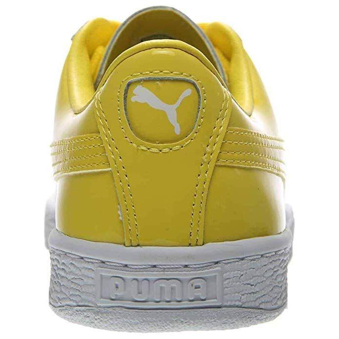 733b65b6671e PUMA Men s Basket Matte and Shine Fashion Sneaker