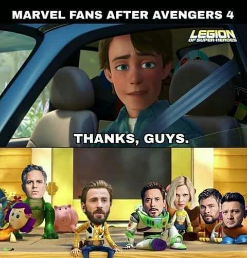 Memes Marvel Vol.2