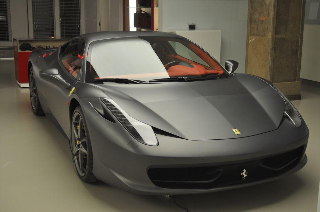 Ferrari 458 Italia Ferrari 458, Matte cars, Car
