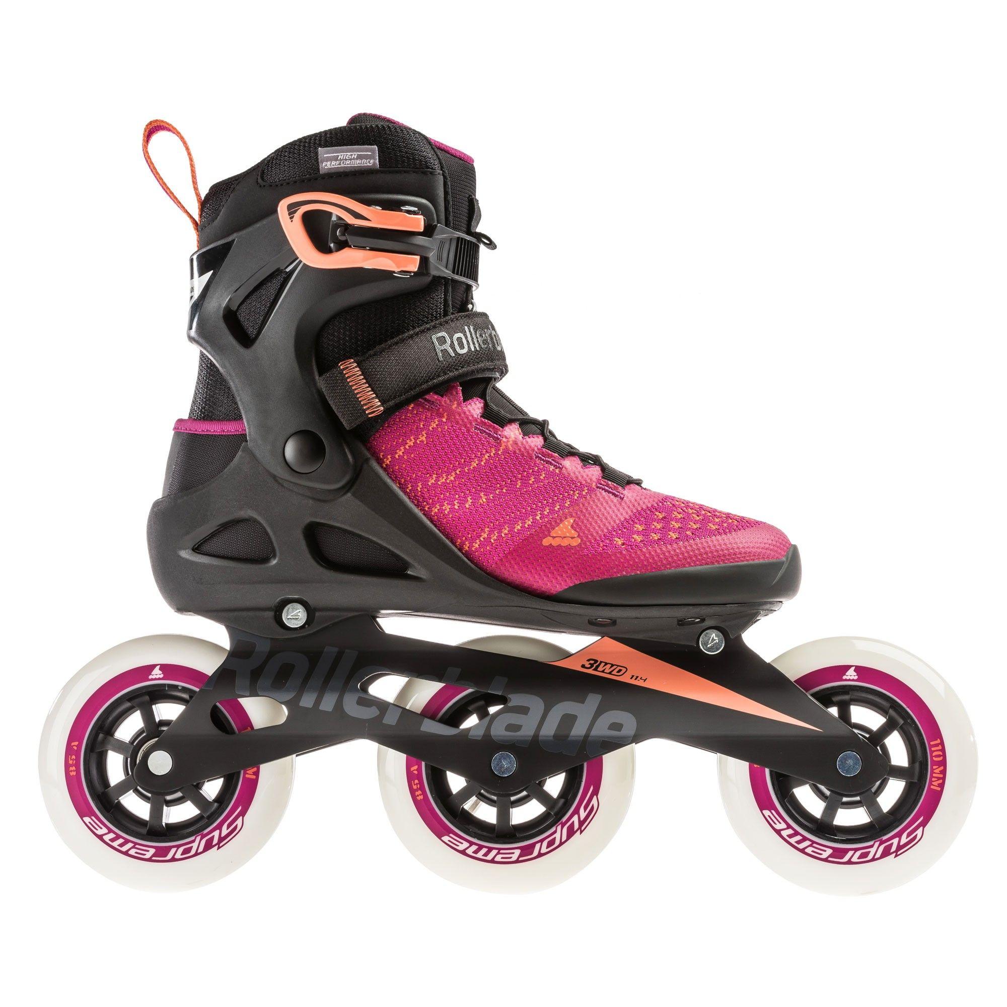 Women's 110 3WD Skates Rollerblade Inline Macroblade NnPX8wk0O