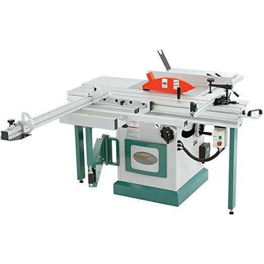 Grizzly G0623X Sliding Table Saw, 10 Inch   Power Table Saws Circular Saw  Table Saw Reviews Sawstop Table Saw Craftsman Table Saw Home Depot Table  Saw Skil ...