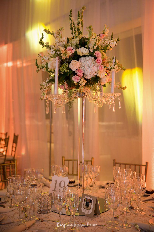 Decoraci n matrimonios en cartagena colombia centro de for Decoracion para mesas de centro