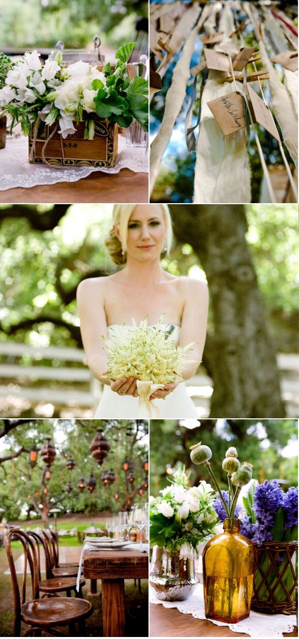 Saddlerock Ranch Wedding by Yvette Roman + Living Cinema + R. Jack Balthazar