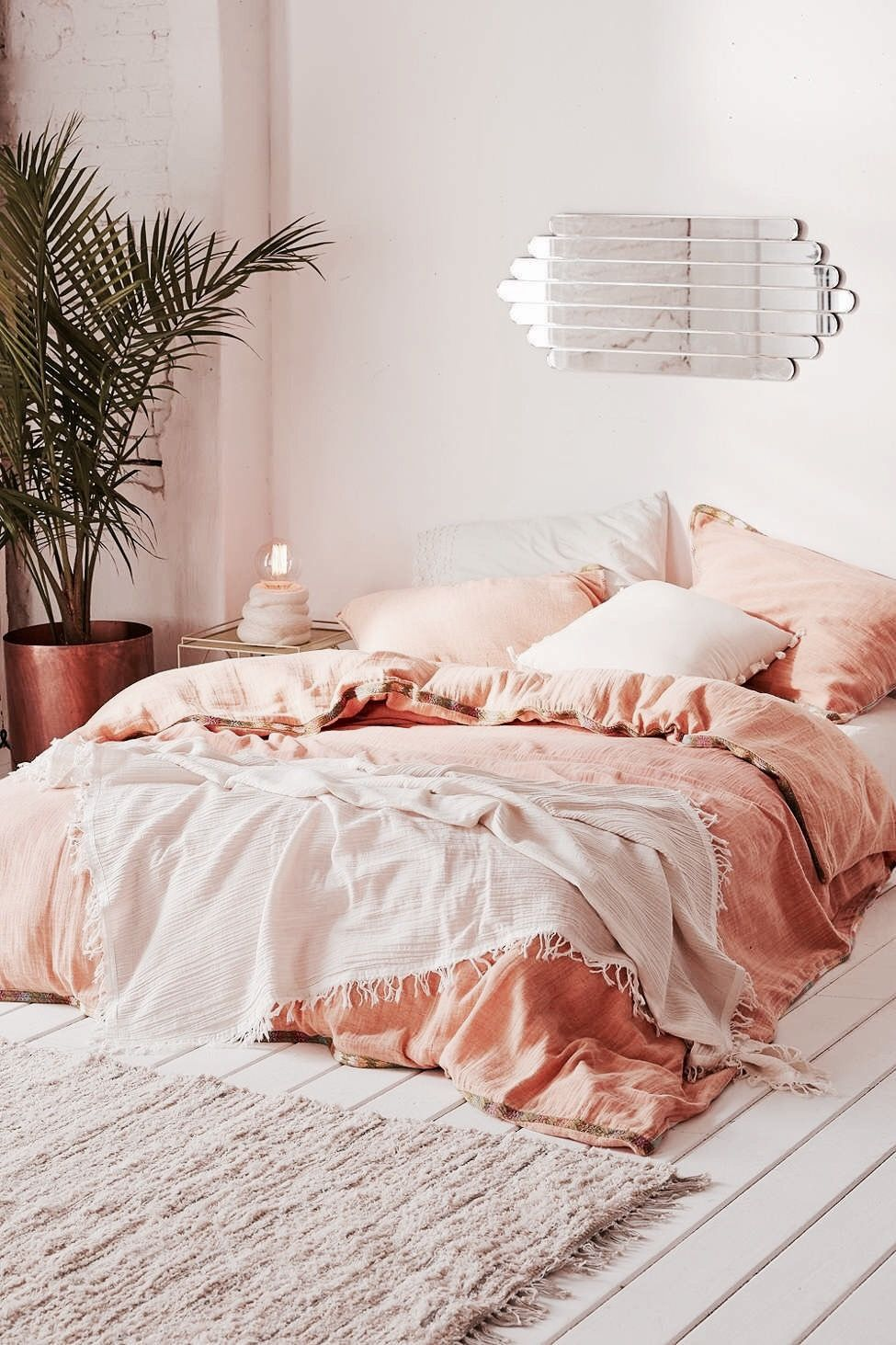 Pinterest Connellmikayla Bedroom Interior Peach Bedroom