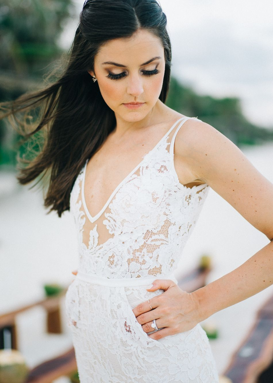 Style Meets Sand for this Destination Wedding in Tulum | Tulum, Make ...