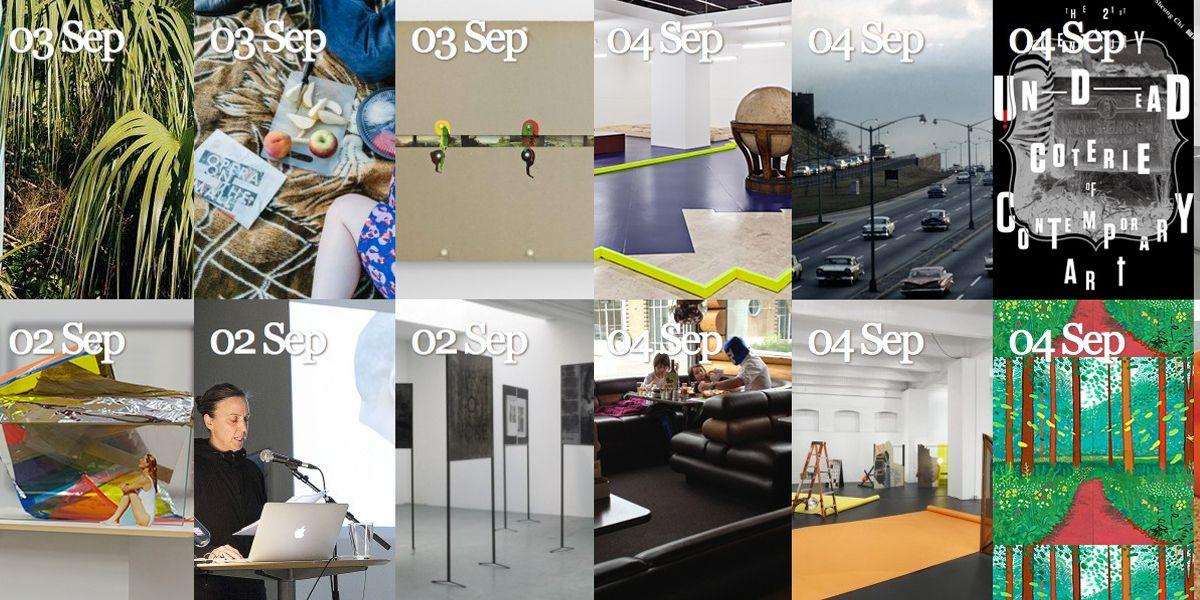 Contemporary Art Blogs » Live updates from 100 leading contemporary art blogs, cross-searchable on over 14,000 art topics