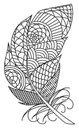 fancy mandala coloring pages - photo#17