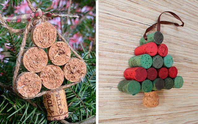 20+ Estupendos Adornos de Navidad muy Natural Pinterest Navidad