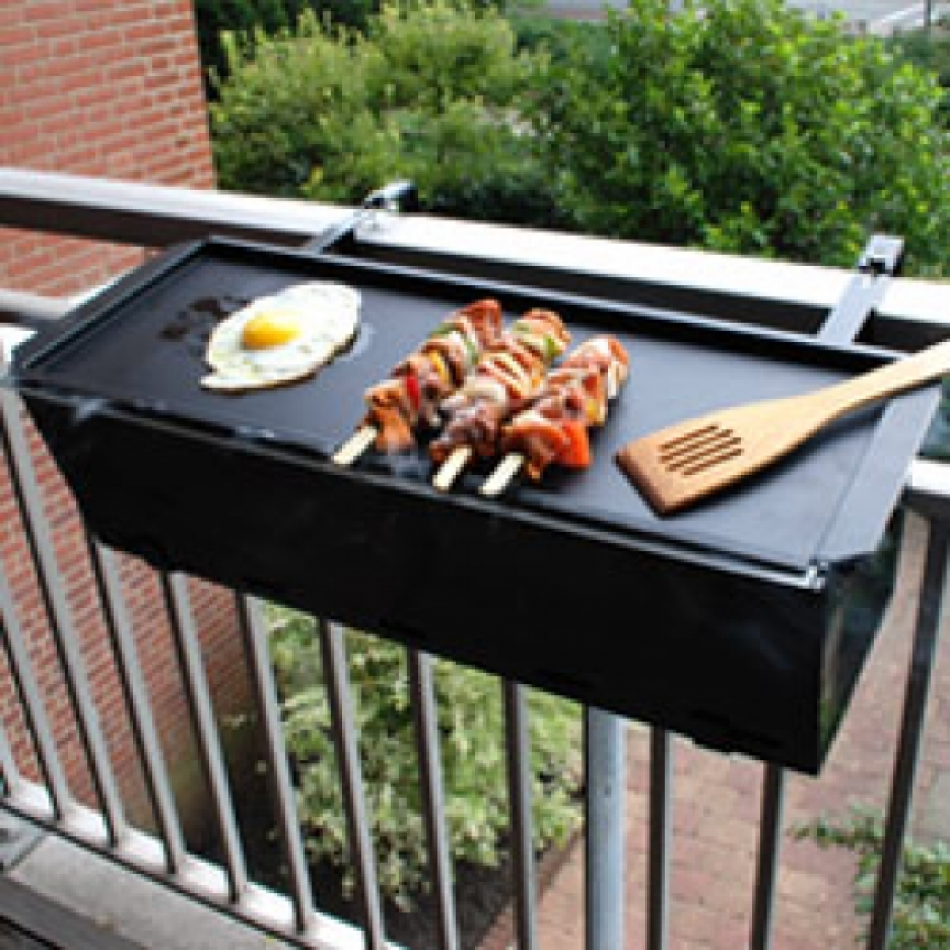 Balcony Bbq Grill Balcony Grill Small Balcony Decor Balcony Design