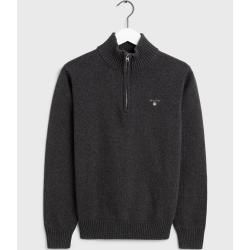 Photo of Gant Casual Baumwoll Sweater (Grau) Gant