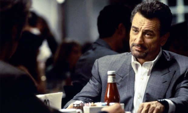 De Niro S Character S Costume From Heat The Suit Is A Common