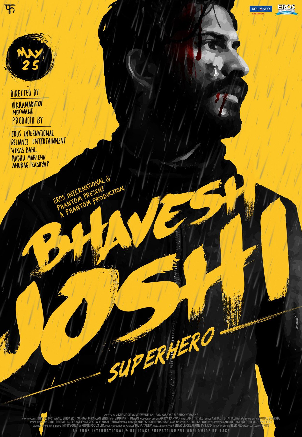 Bhavesh Joshi With Images Full Movies Hindi Movies Superhero