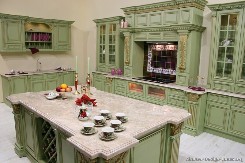 Colored Kitchen Cabinets Kitchen Ideas Green Cabinets And Green Kitchen Cabinets