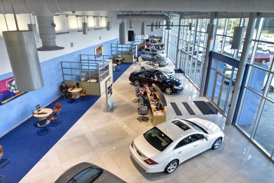 Take a peak inside MercedesBenz of Tampa! Mercedes benz