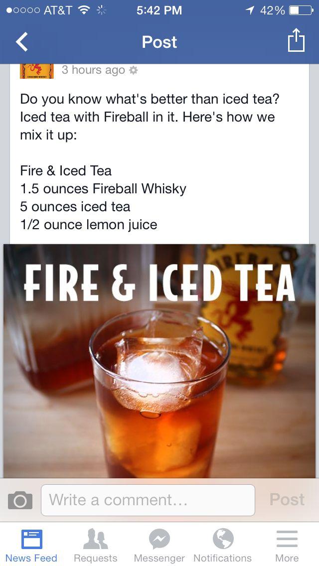 Fireball recipe | Tiki JuJu's Bar Is Open! | Fireball