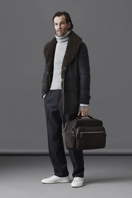 Bally | Fall 2014 Menswear Collection | Style.com