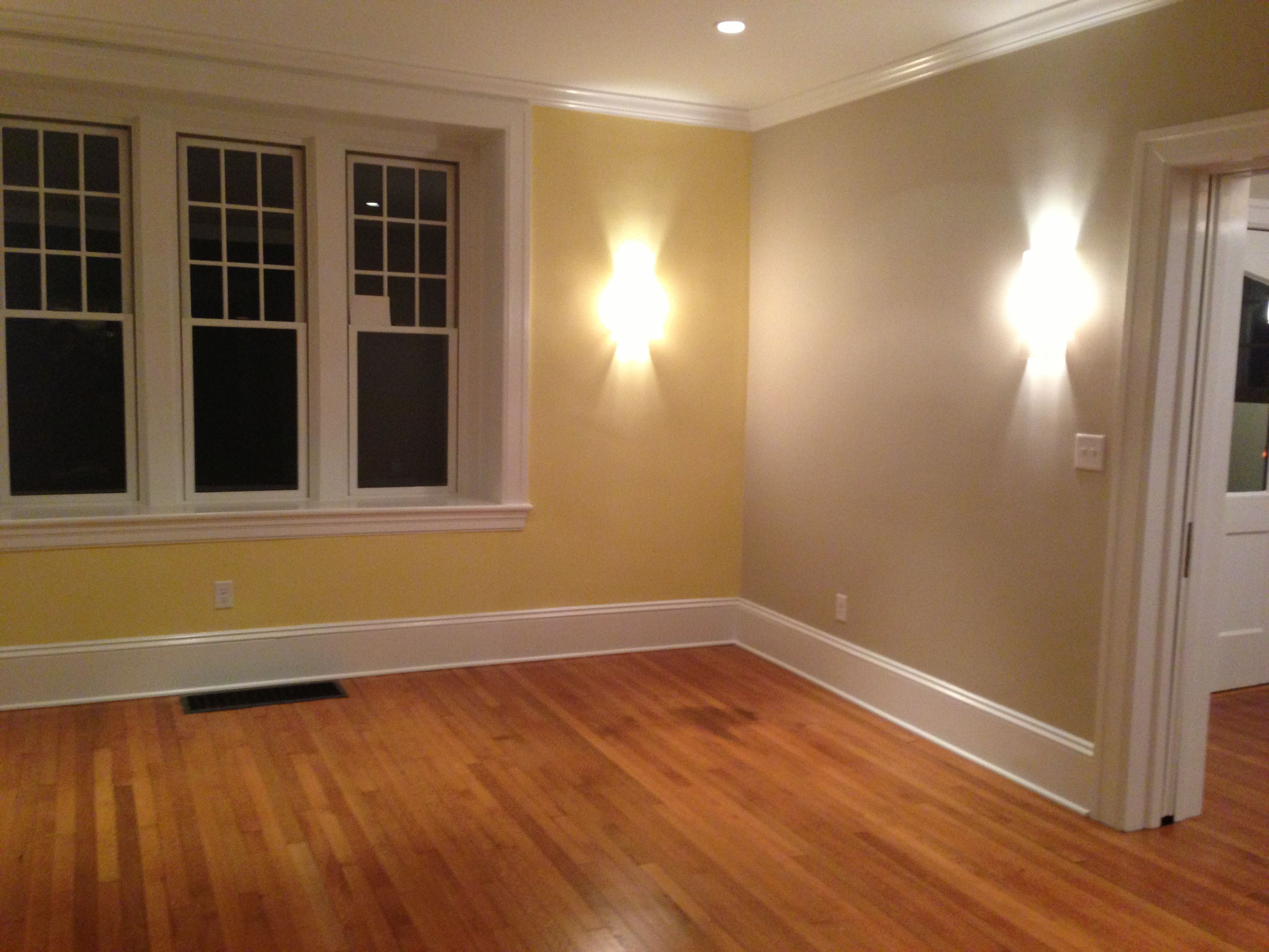 Rooms With Light Yellow Walls