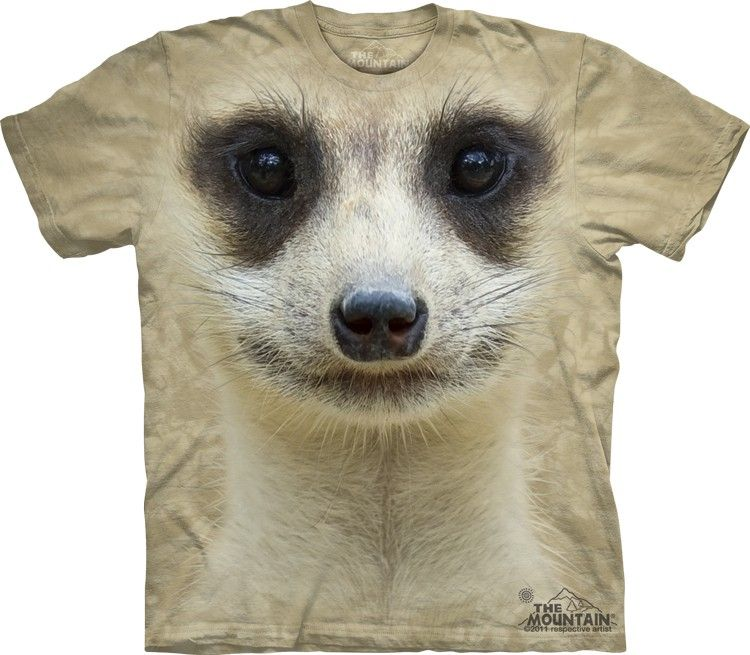 dcf51e044734 Who is ready to wear big face animal t-shirts this summer? I am ...