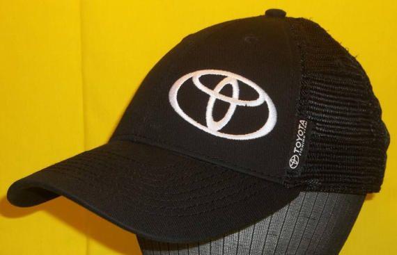 78b04a830be Vintage Hat Adjustable Hats Fishing Hat Caps Mesh Back Hat Toyota ...