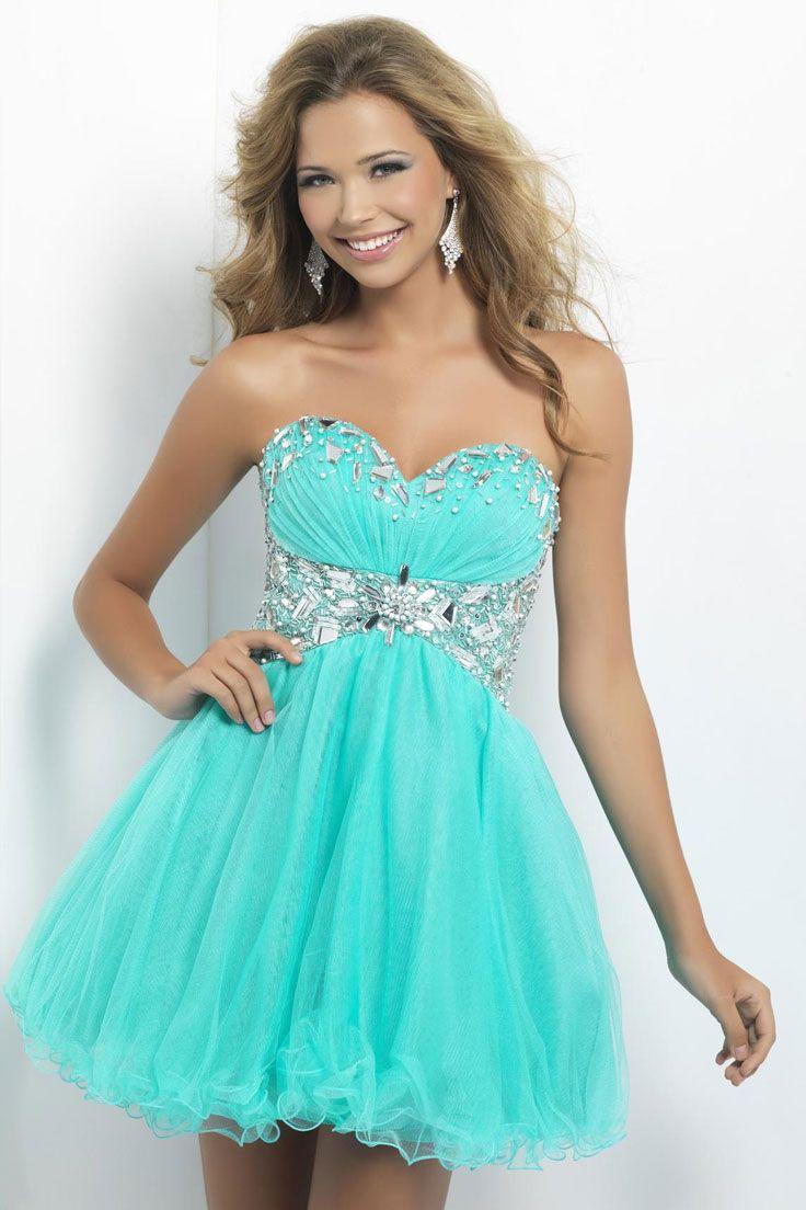 Short prom dress short prom dresses th grade dance pinterest
