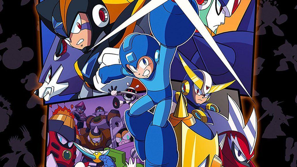 Mega Man Legacy Collection 2 Announced For Xbox One Pre Orders Open Mega Man Legacy Mega Man Legacy Collection