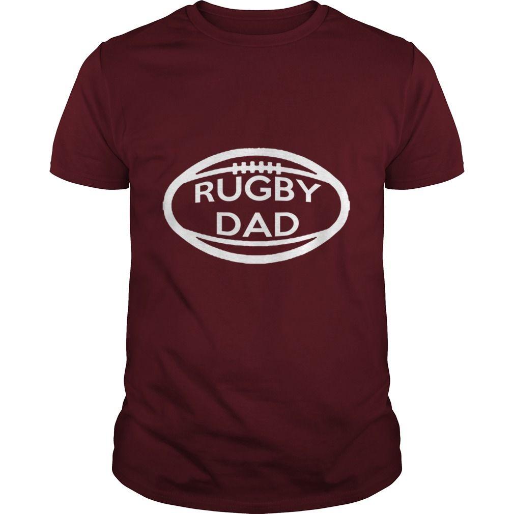 Rugby Dad Father Men Man Guy Sport Girl Boy Guy Lady Men Women Man Woman Coach Player
