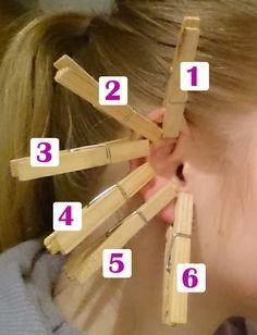 Digitopressione: la pressione dell'orecchio aiuta a combattere il dolore WUNDERWEIB