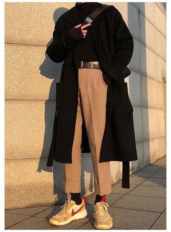 korean fashion men casual suits