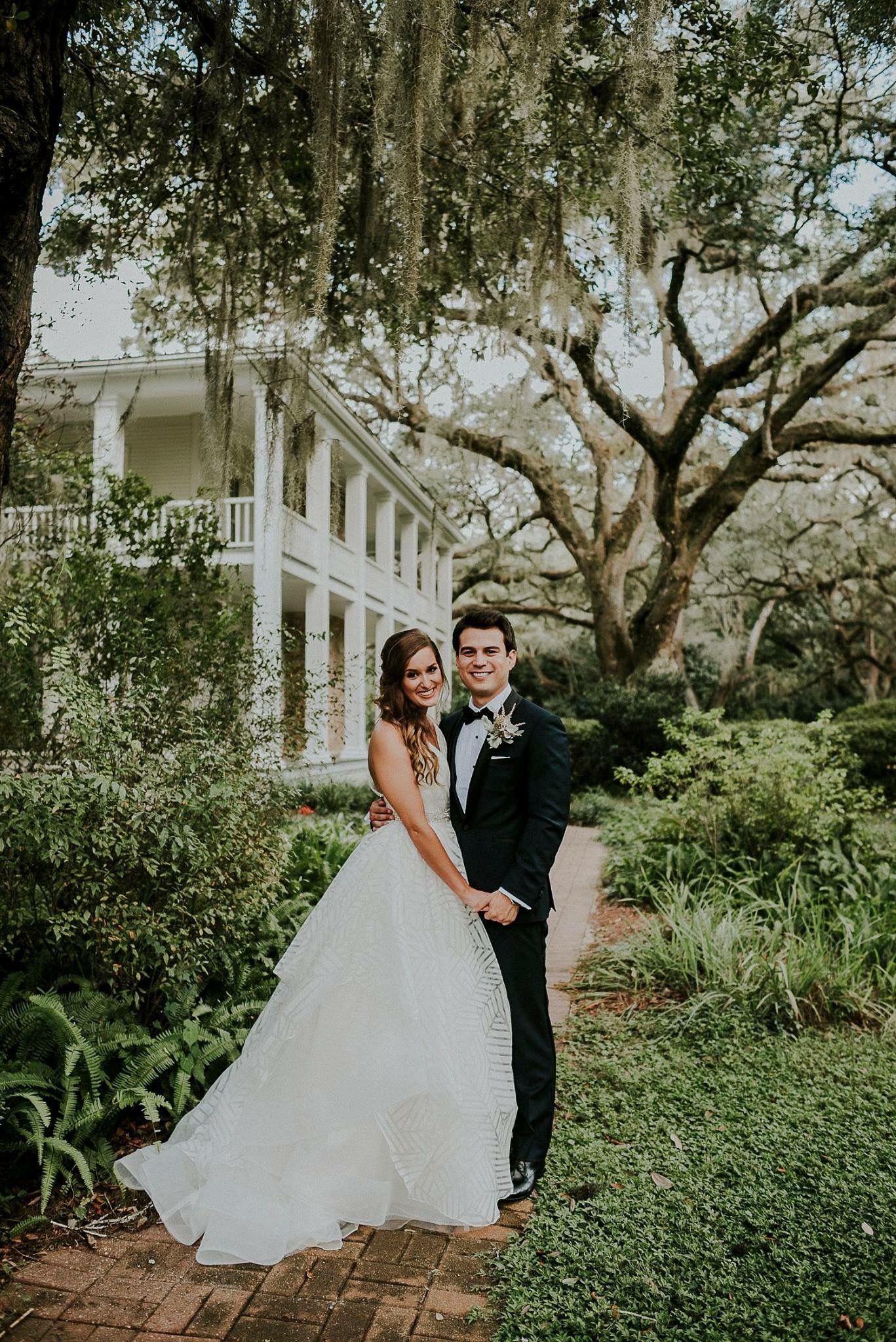 Eden Gardens State Park Wedding Gina and Alex (With