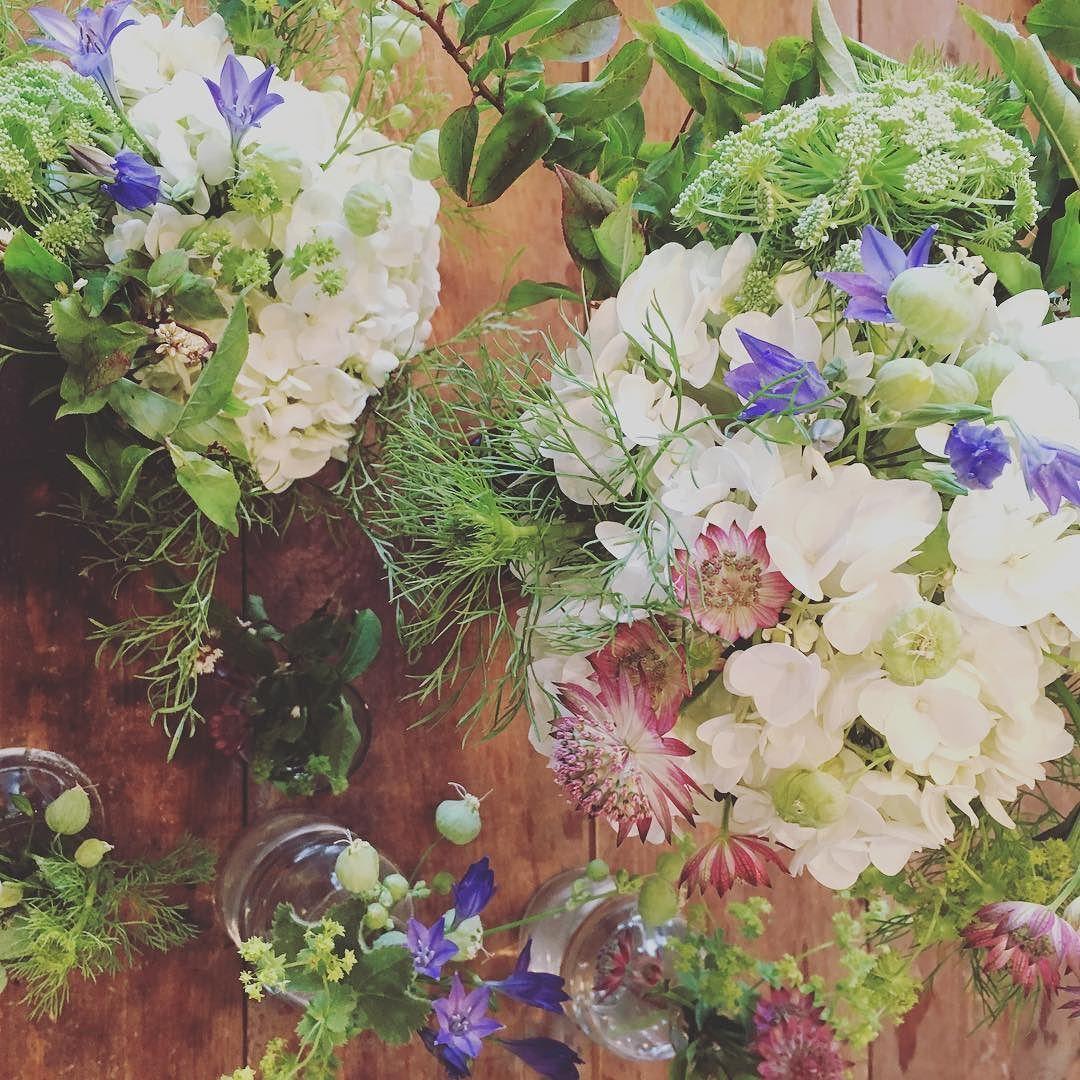 今回お贈りさせていただいた#定期便 のお花 5/20が今年の小満(しょうまん)という#暦 にあたります個人的に一番好きな季節の初夏この時期は白やグリーンの爽やかな花合わせがしっくり来ますね  #ラルブル #ラルブル定期便 #flower #お花 #花のある暮らし #花のある生活 #花と過ごす #二十四節気 #花の定期便