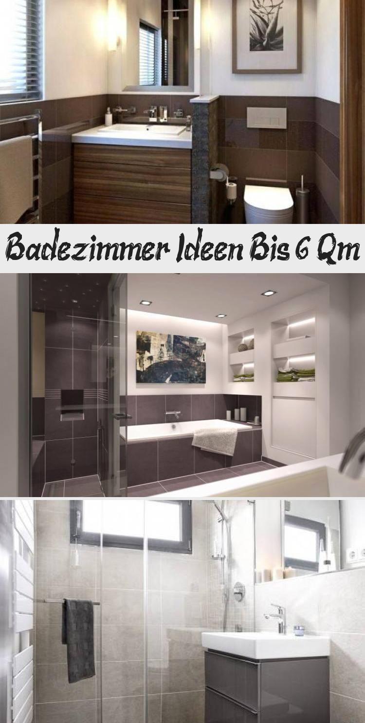 Badezimmer Ideen Bis 6 Qm Badezimmer Dekor Badezimmer Dekoration Badezimmer