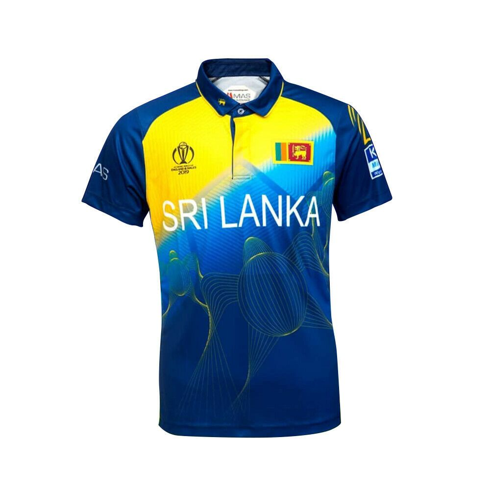 Cricket World Cup 2019 Sri Lanka Cricket Original T Shirt Jersey 2019 By Mas Mas Cricket World Cup Shirts Soccer Shirts