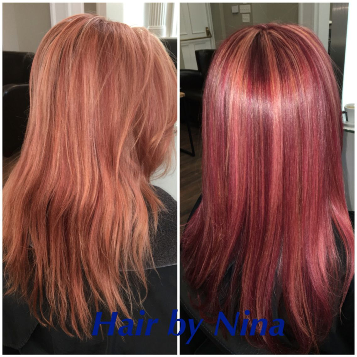 From Faded Rose Gold To Vibrant Raspberry Parfait Cool