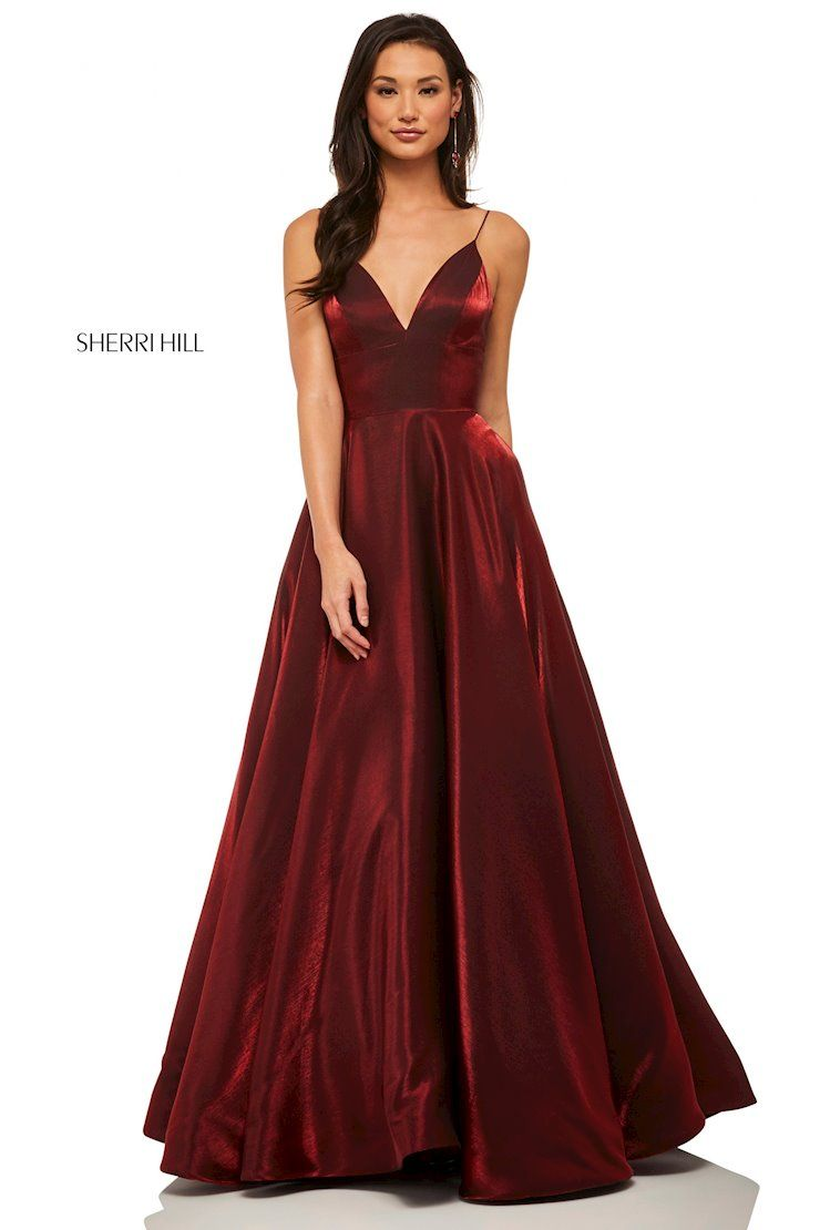 1152519f1521f Sherri Hill 52424 - Shop this Prom 2019 style and more at oeevening.com!