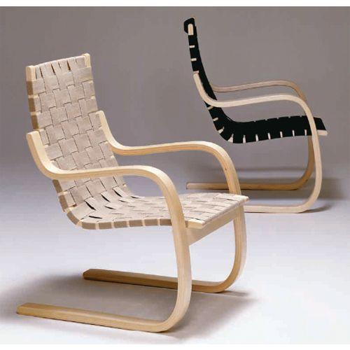 Marvelous Artek Alvar Aalto Lounge Chair 406 Homes Furniture Pabps2019 Chair Design Images Pabps2019Com