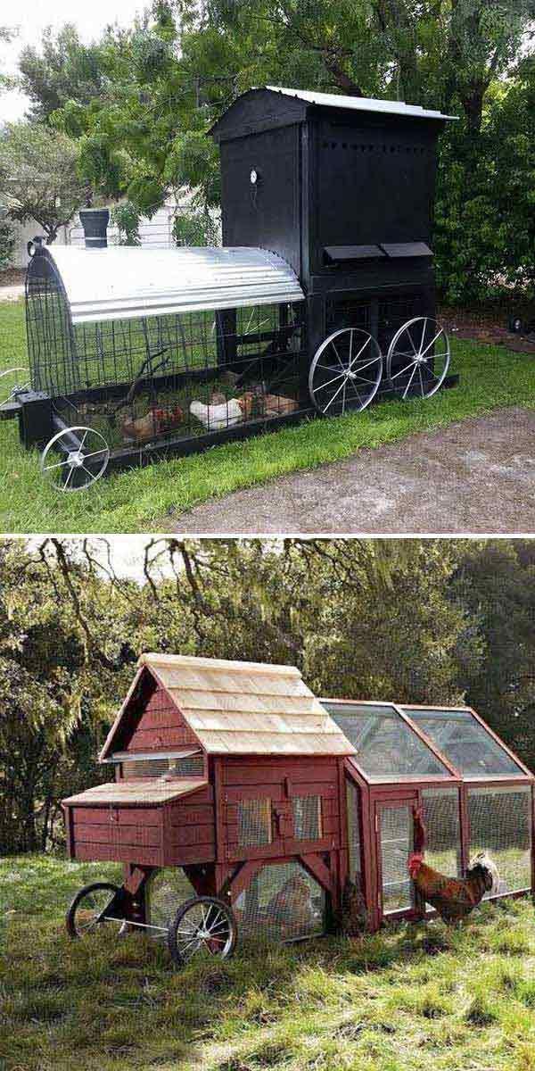 22 Low Budget Diy Backyard Chicken Coop Plans: Backyard Chicken Coop Plans, Building A Chicken