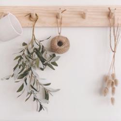 Wooden Peg Coat Rack Natural In 2020 Wooden Pegs Peg Hooks Coat Rack Shelf