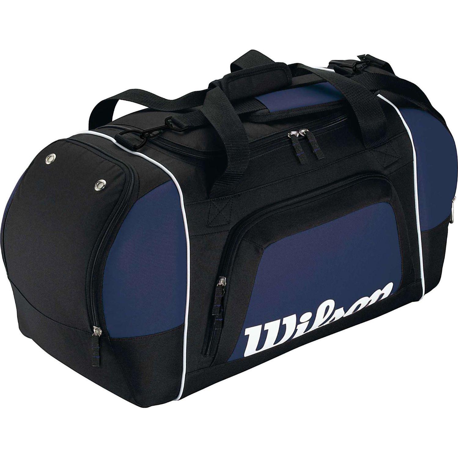 Individual Player's Duffle Bag Navy Gear bag, Bags