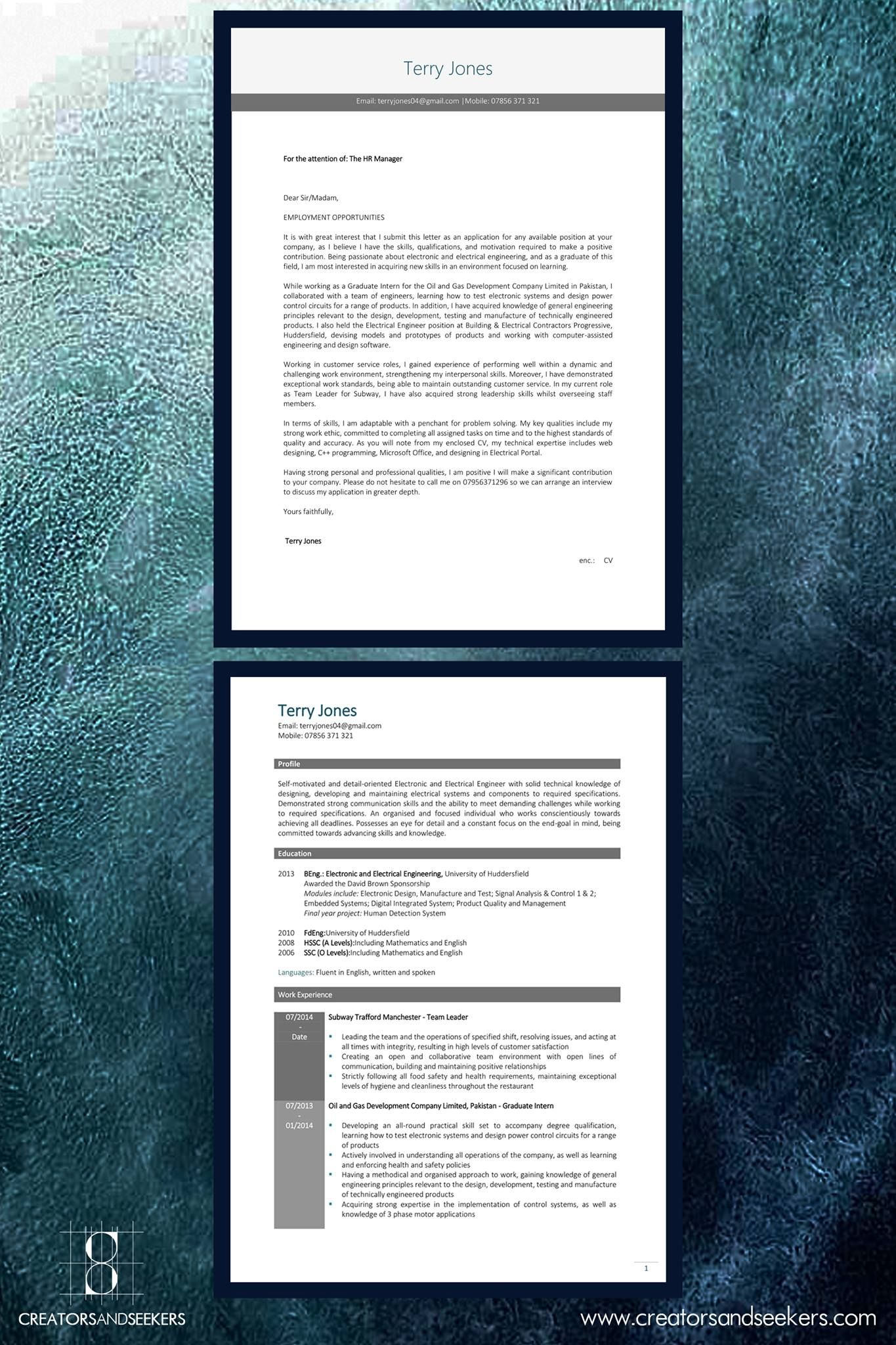 Resume Writing Most Professional And Modern Templates
